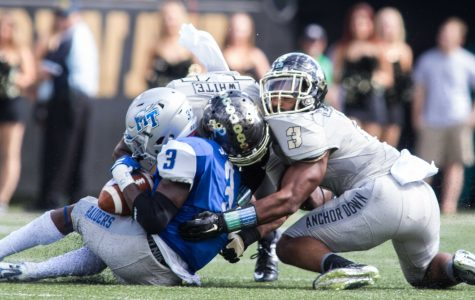 Behind Enemy Lines: Middle Tennessee State