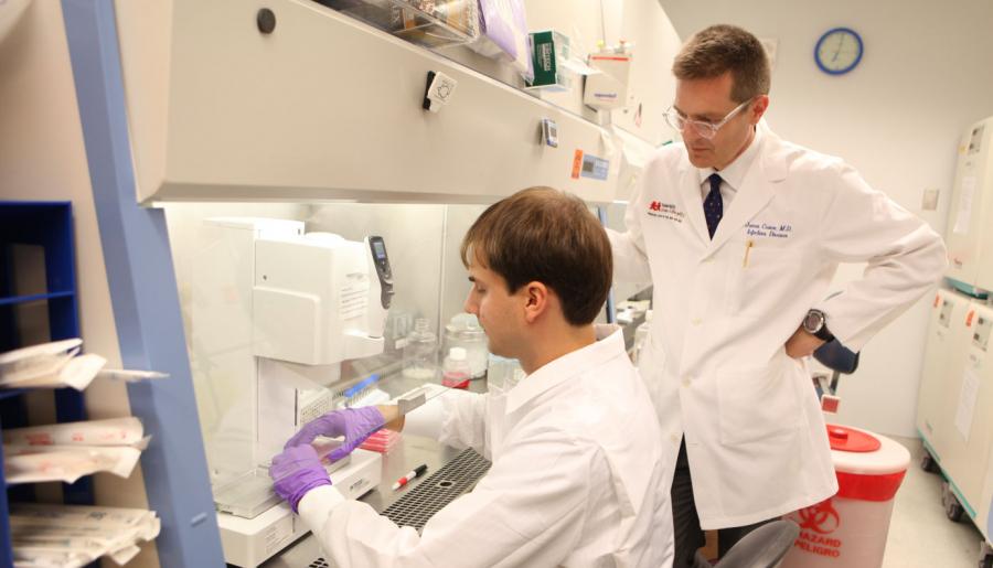 Vanderbilt's Vaccine Center fights Zika outbreak