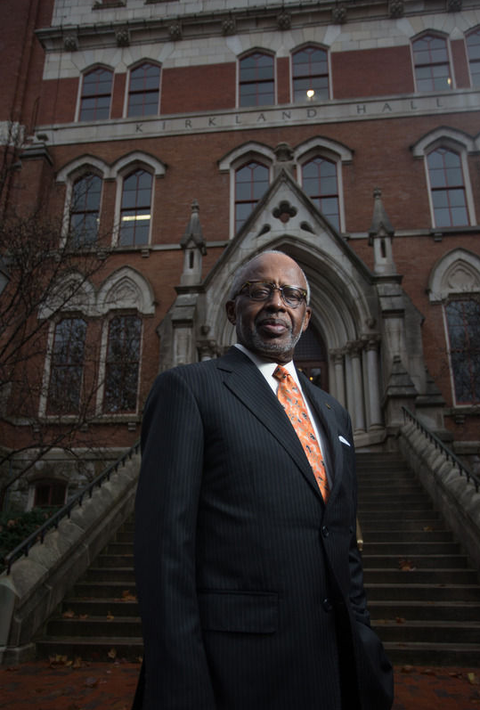 Meet Vanderbilt's first chief diversity officer