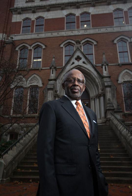 Meet Vanderbilt's first chief diversity officer