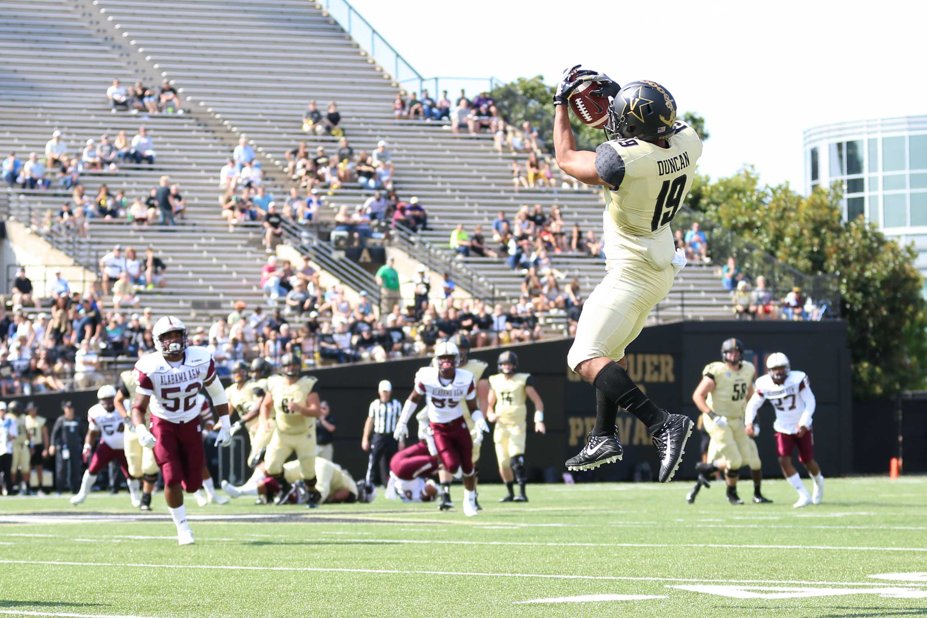 Commodore Brunch: Vanderbilt drubs Alabama A&M going into tough stretch