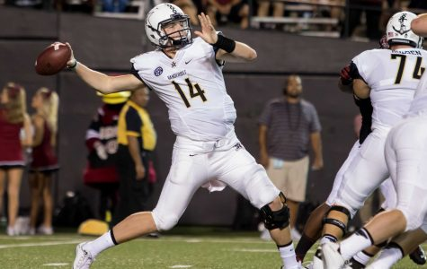 A Football Life: Kyle Shurmur's journey from a football family to Vanderbilt stardom