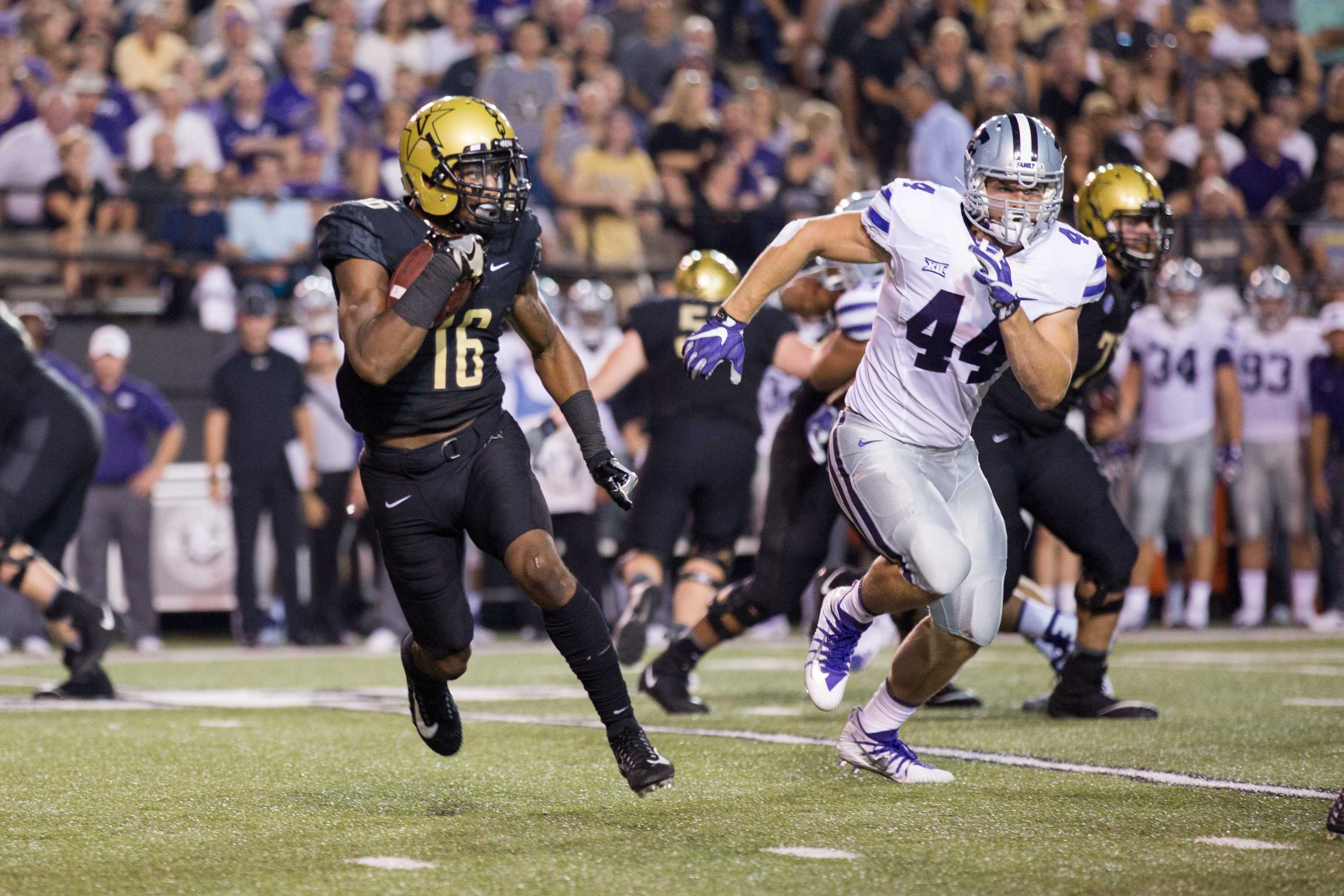 Vanderbilt upsets No. 18 Kansas State in home grudge match
