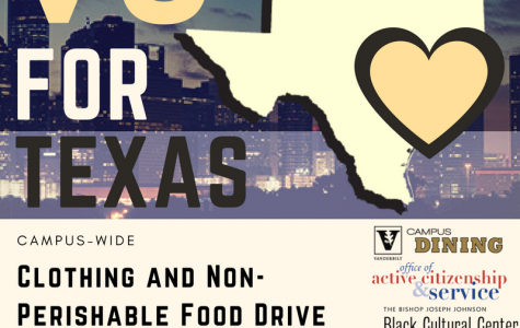 Student organizations come together to provide Hurricane Harvey relief