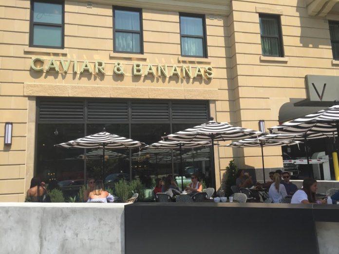 Caviar and Bananas