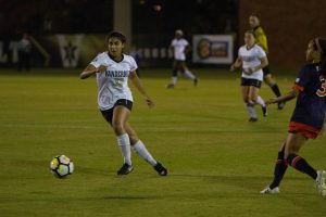 Vanderbilt Soccer sets win streak record with gutsy 1-0 win over Mississippi State