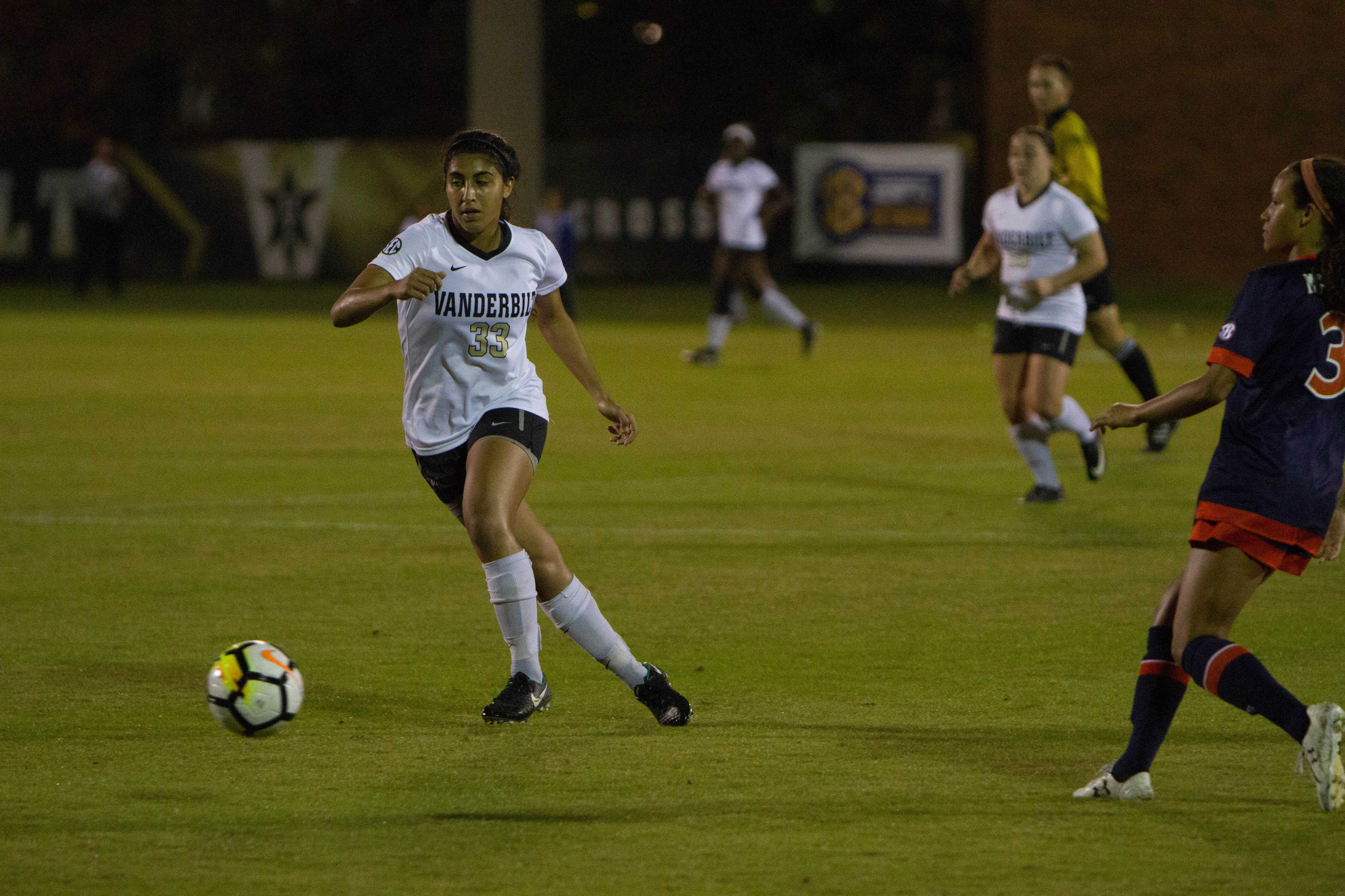 Commodores rout Georgia State 7-0 in home opener