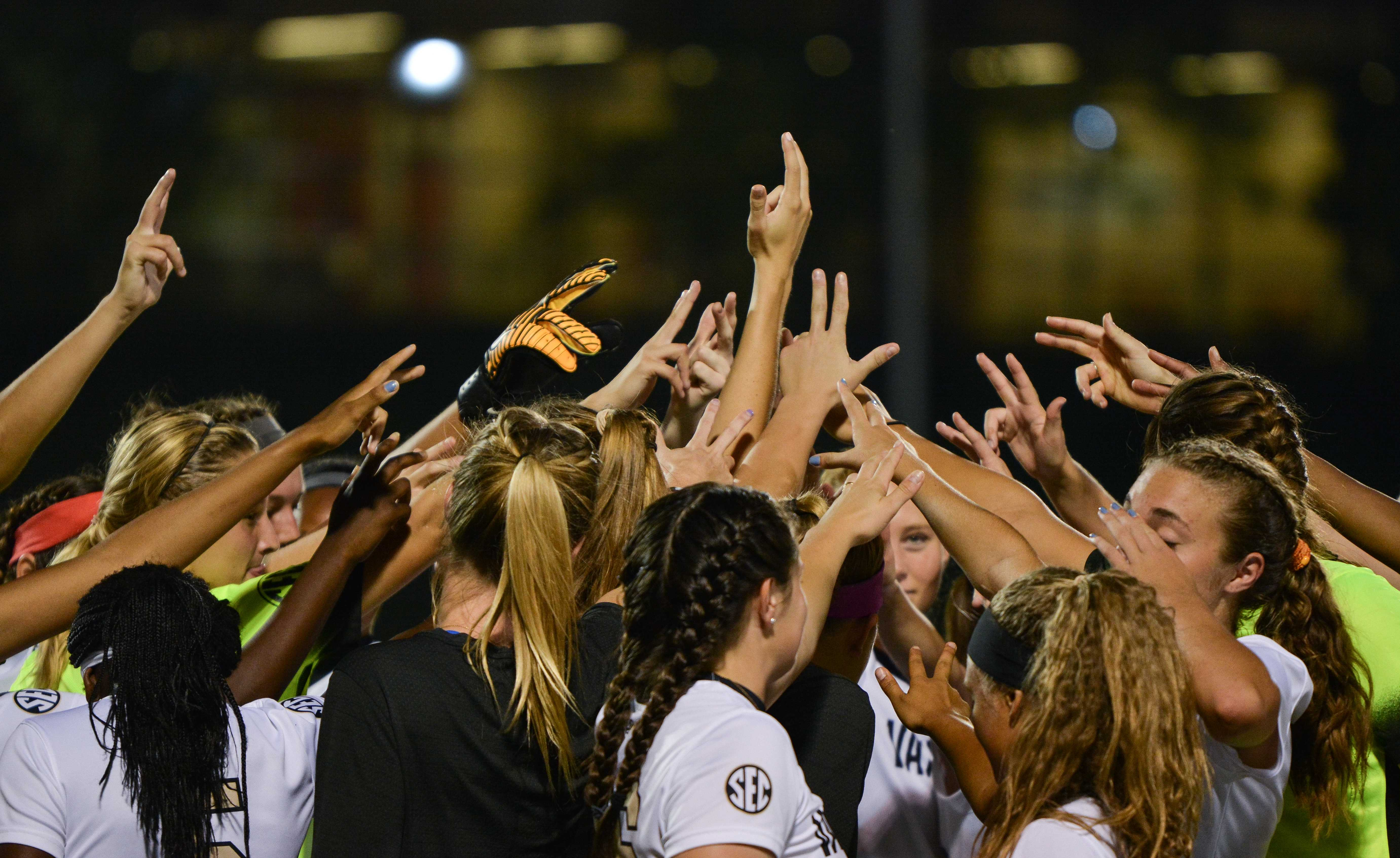 Vanderbilt Soccer continues SEC dominance with win over Mizzou