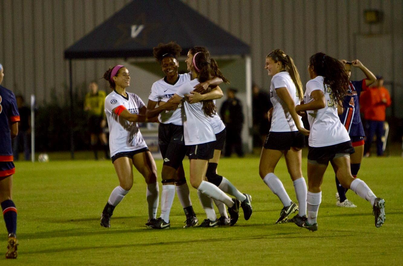 Commodores take down Auburn, make case for NCAA Soccer Tournament bid