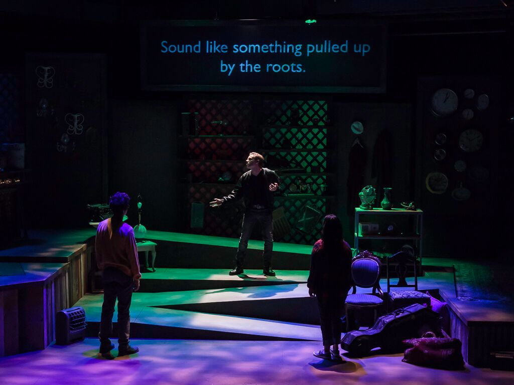 VUTheatre kicks off new season with 'Kid Simple: A Radio Drama in the Flesh'