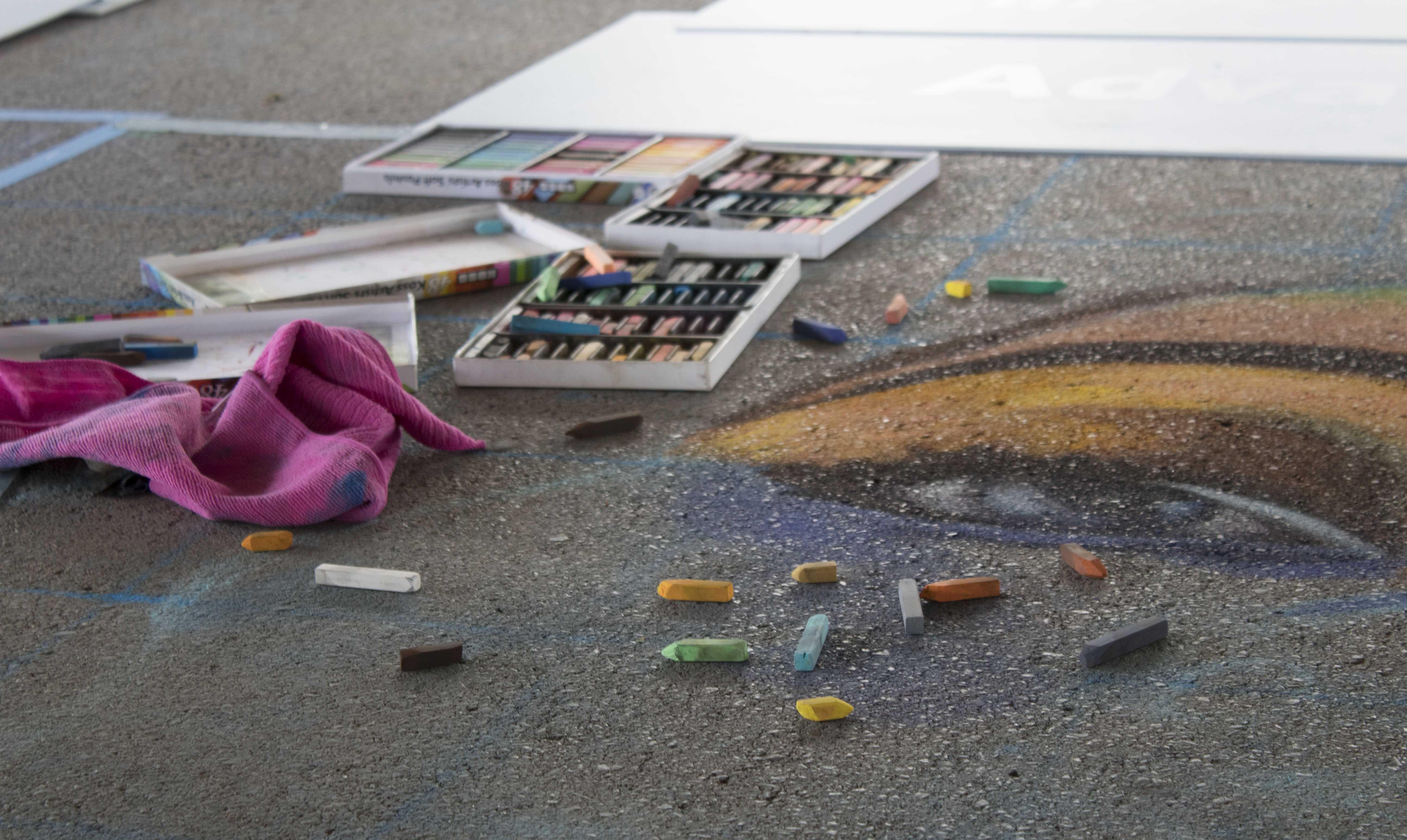 Nashville Chalk Festival makes art for a cause