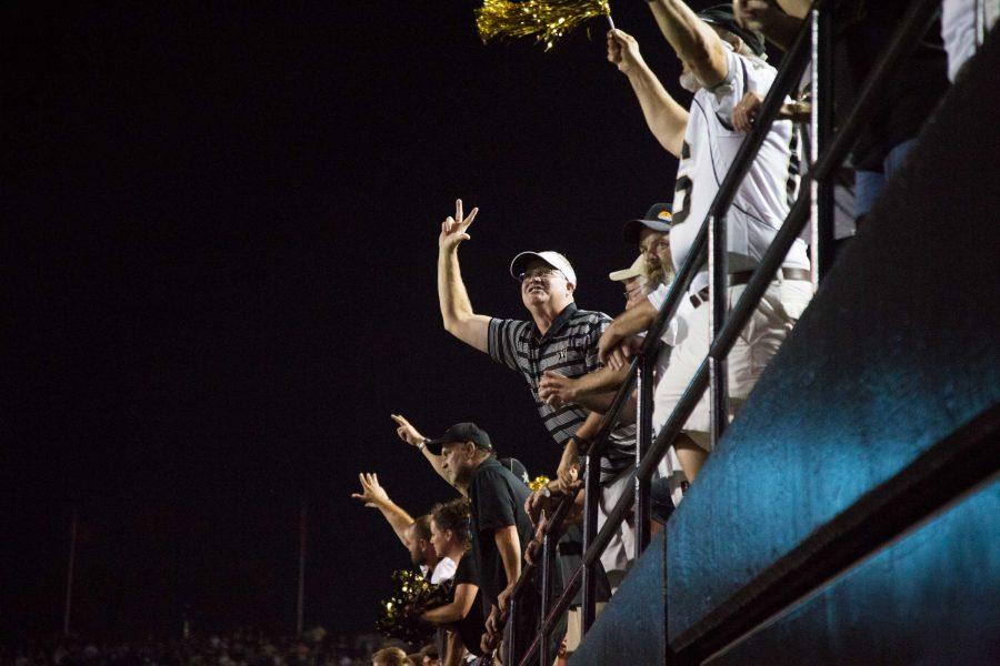 Vanderbilt play Kansas State in Football on Saturday, September 16, 2017.