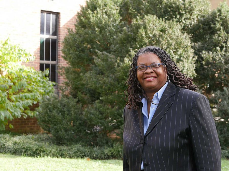 The woman behind the Divinity School's Public Theology and Racial Justice Collaborative