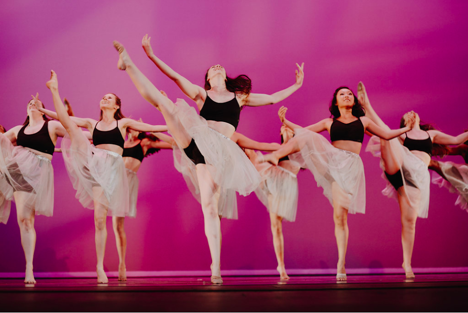 Momentum Dance Company: a mix of jazz, hip-hop, ballet and more