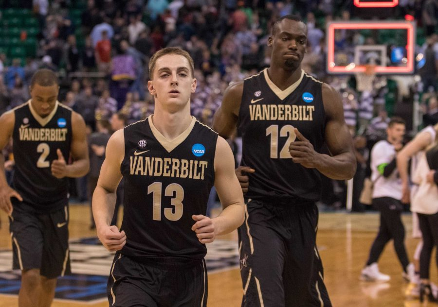 Vanderbilt Men's Basketball 2017-18 roster preview