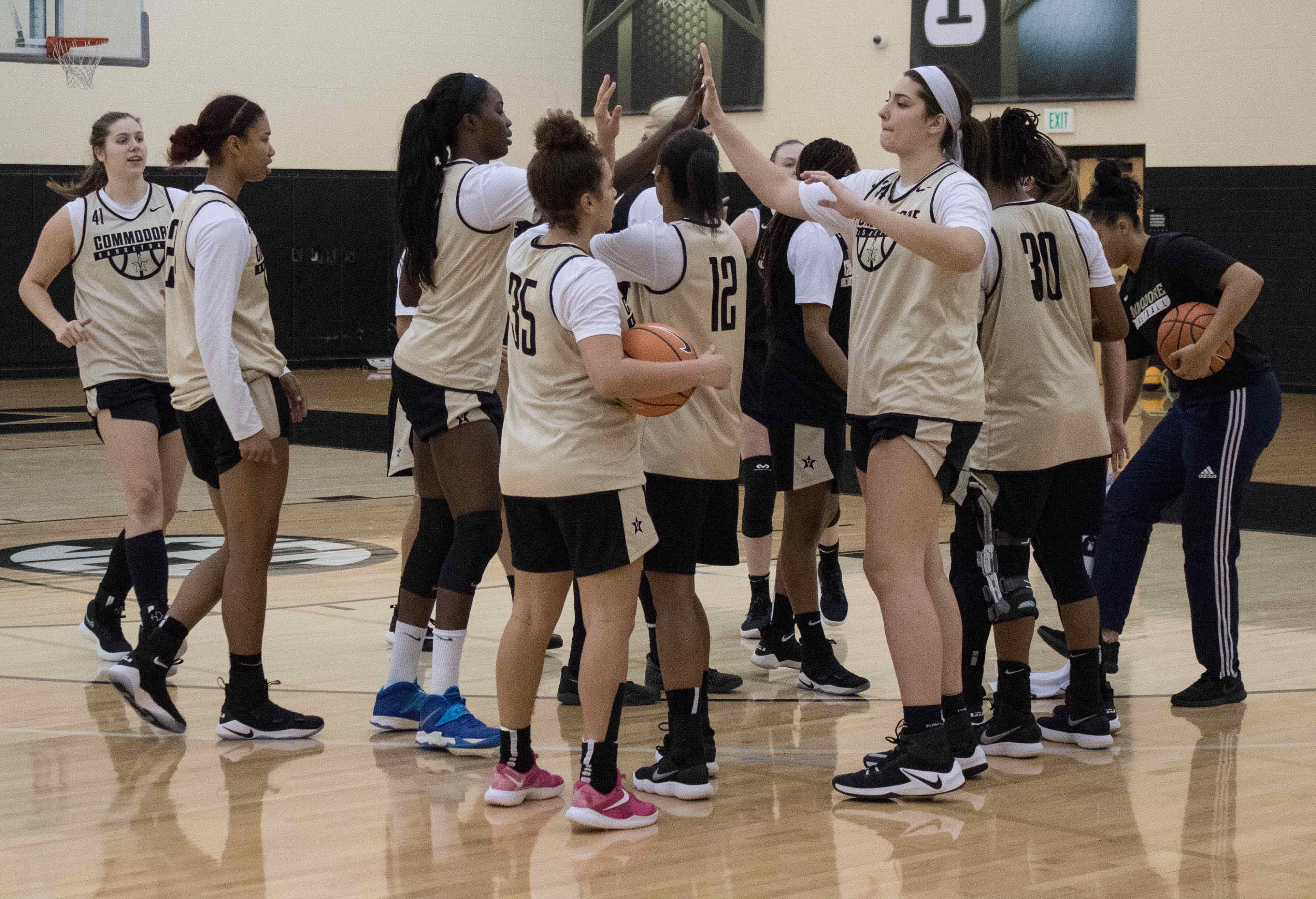 Vanderbilt Women's Basketball 2017-18 roster preview