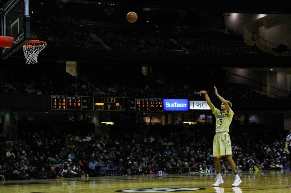 Vanderbilt falls again as LaChance's final shot comes up short