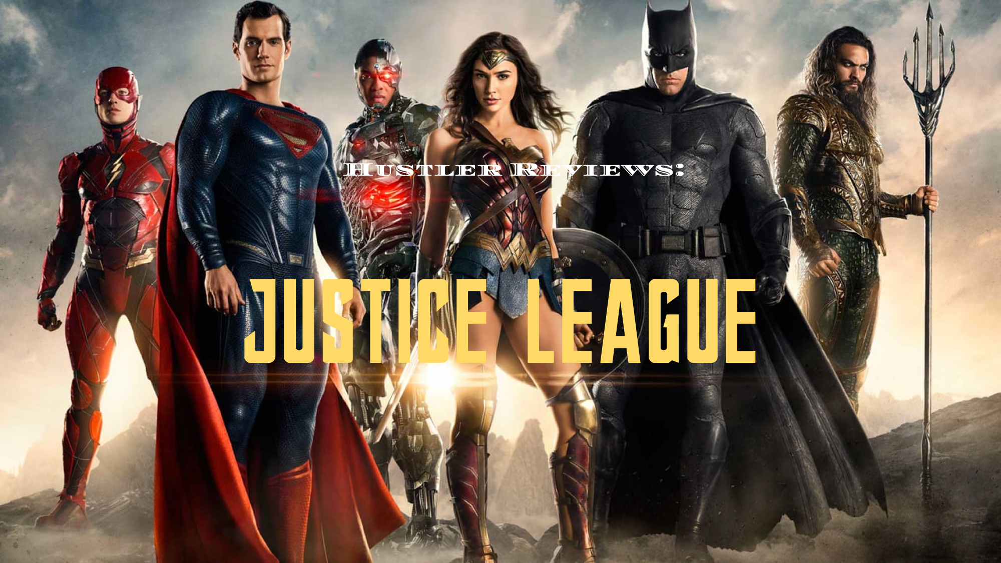 'Justice League' is a brooding, half-baked monster mash