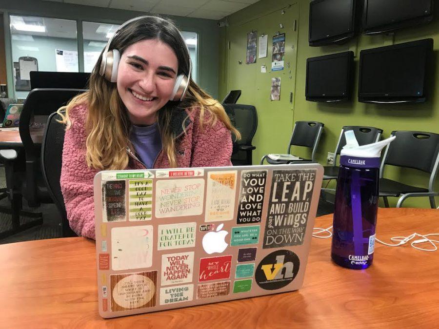 Editor in Chief Sarah Friedman