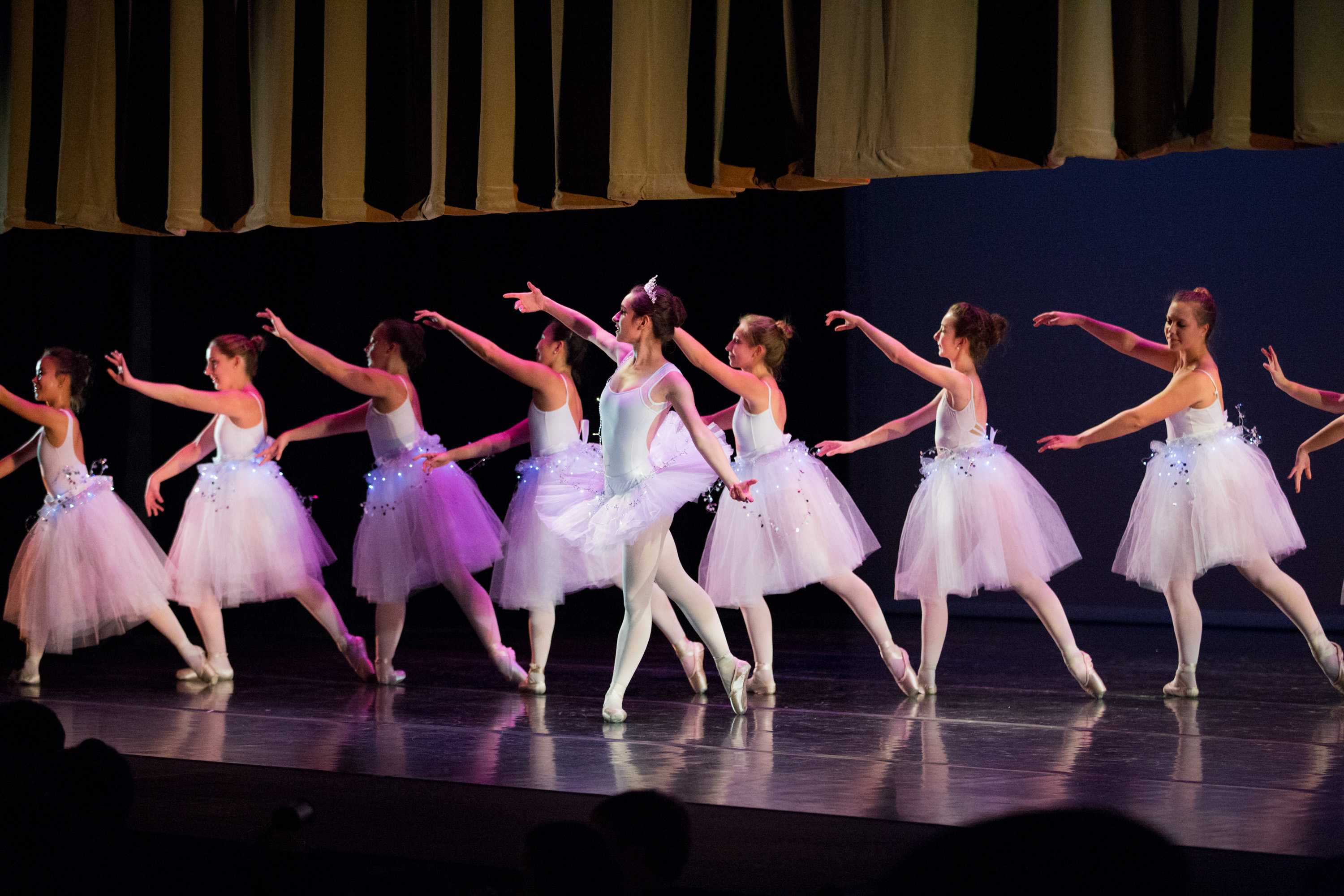 PHOTOS OF THE WEEK: VUPointe's Nutcracker, Mega Stress Fest & more