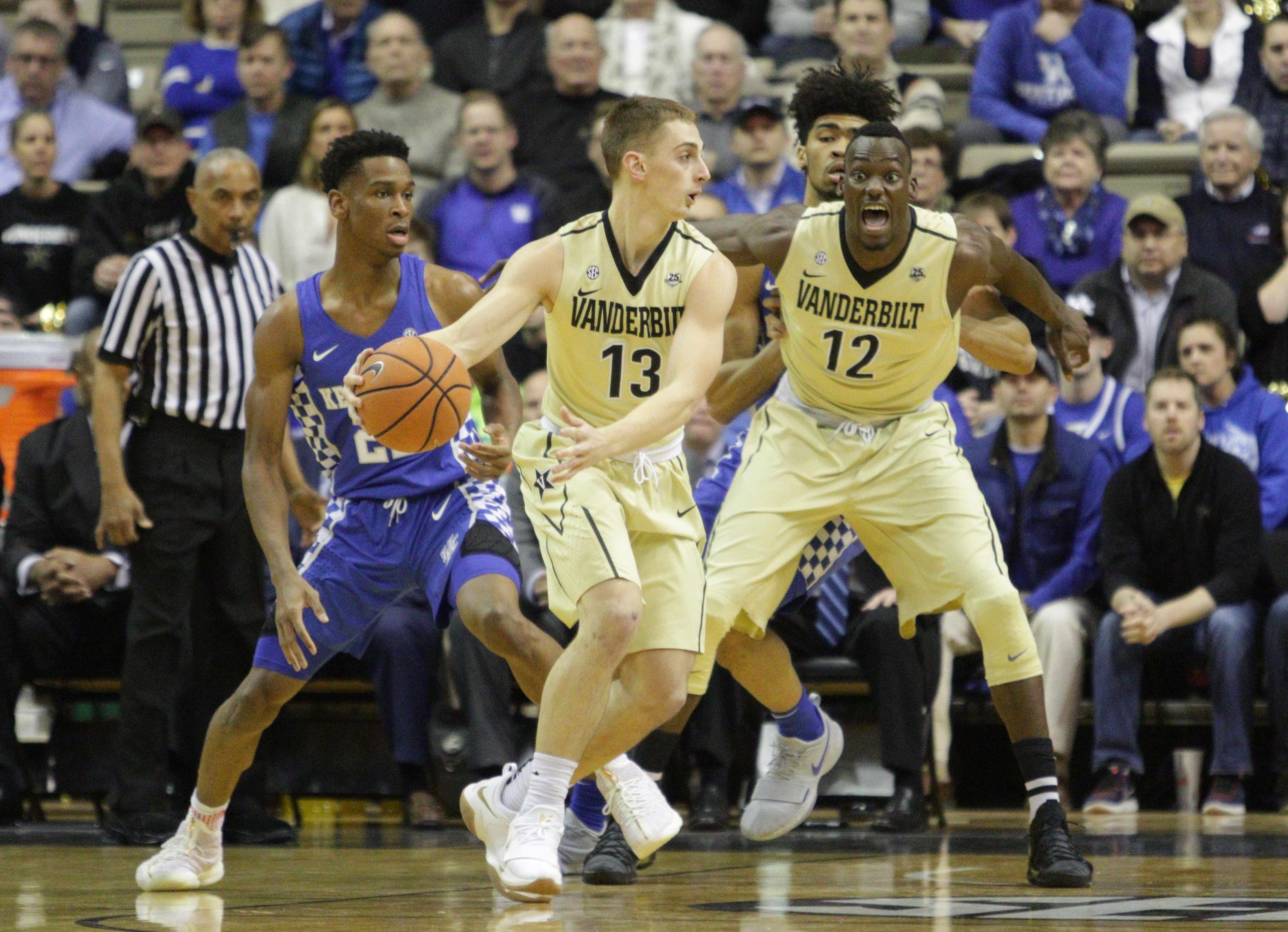 Three Thoughts: Vanderbilt squanders upset bid against Kentucky