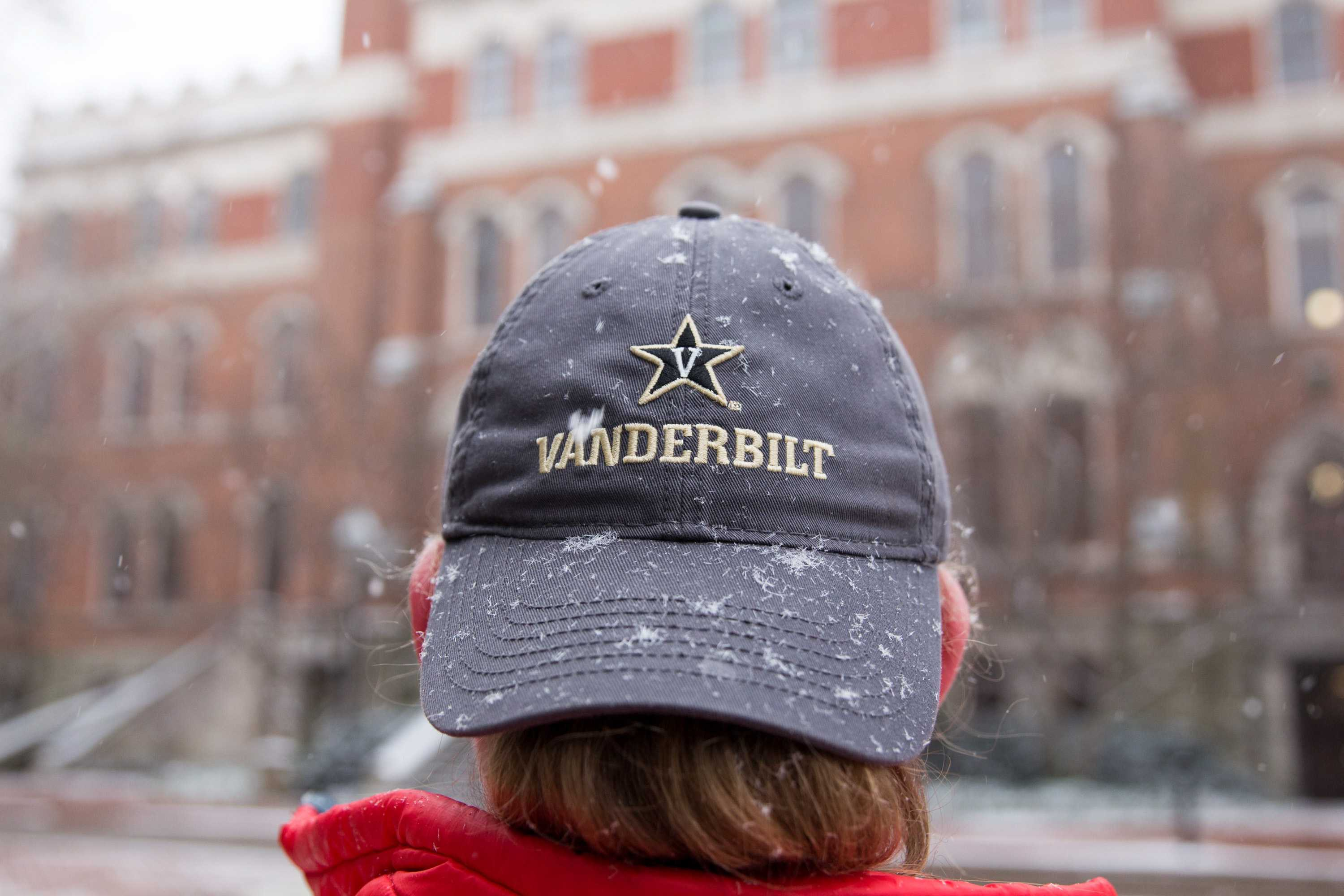 IN PHOTOS: Snow & ice blanket Vanderbilt
