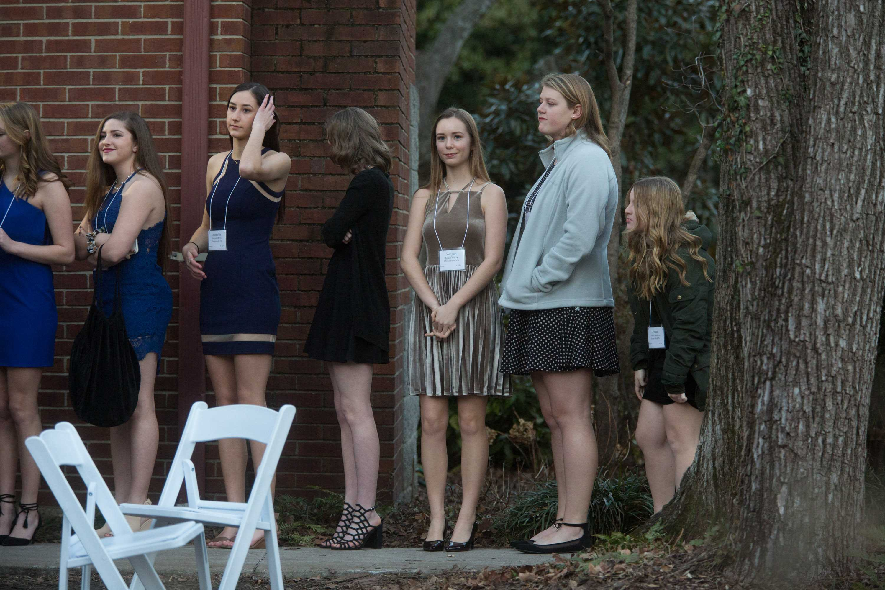 IN PHOTOS: Sorority recruitment
