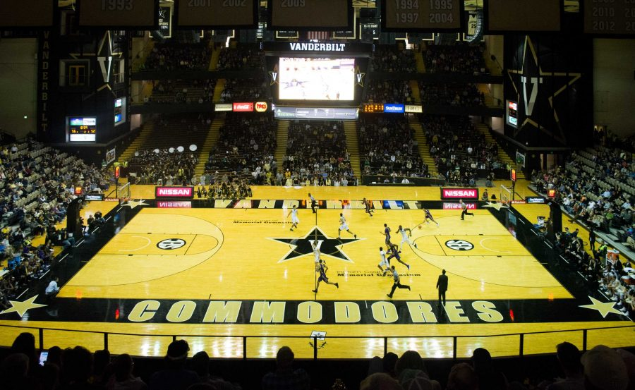 The+Vanderbilt+Commodores+men%27s+basketball+team+tops+the+LSU+Tigers+at+home+on+January+20th%2C+2018.+%28Photo+by+Brent+Szklaruk%29