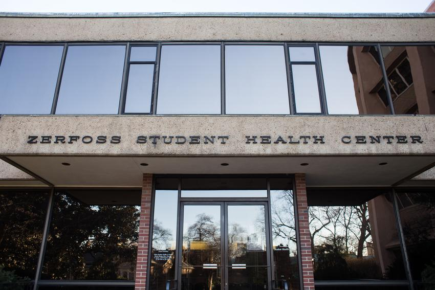 Around 250 students have been diagnosed with the flu at the Student Health Center so far this week.