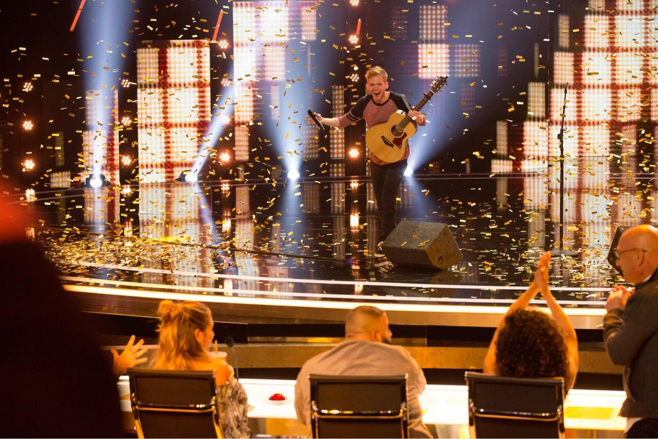 Q&A with Chase Goehring, America's Got Talent star