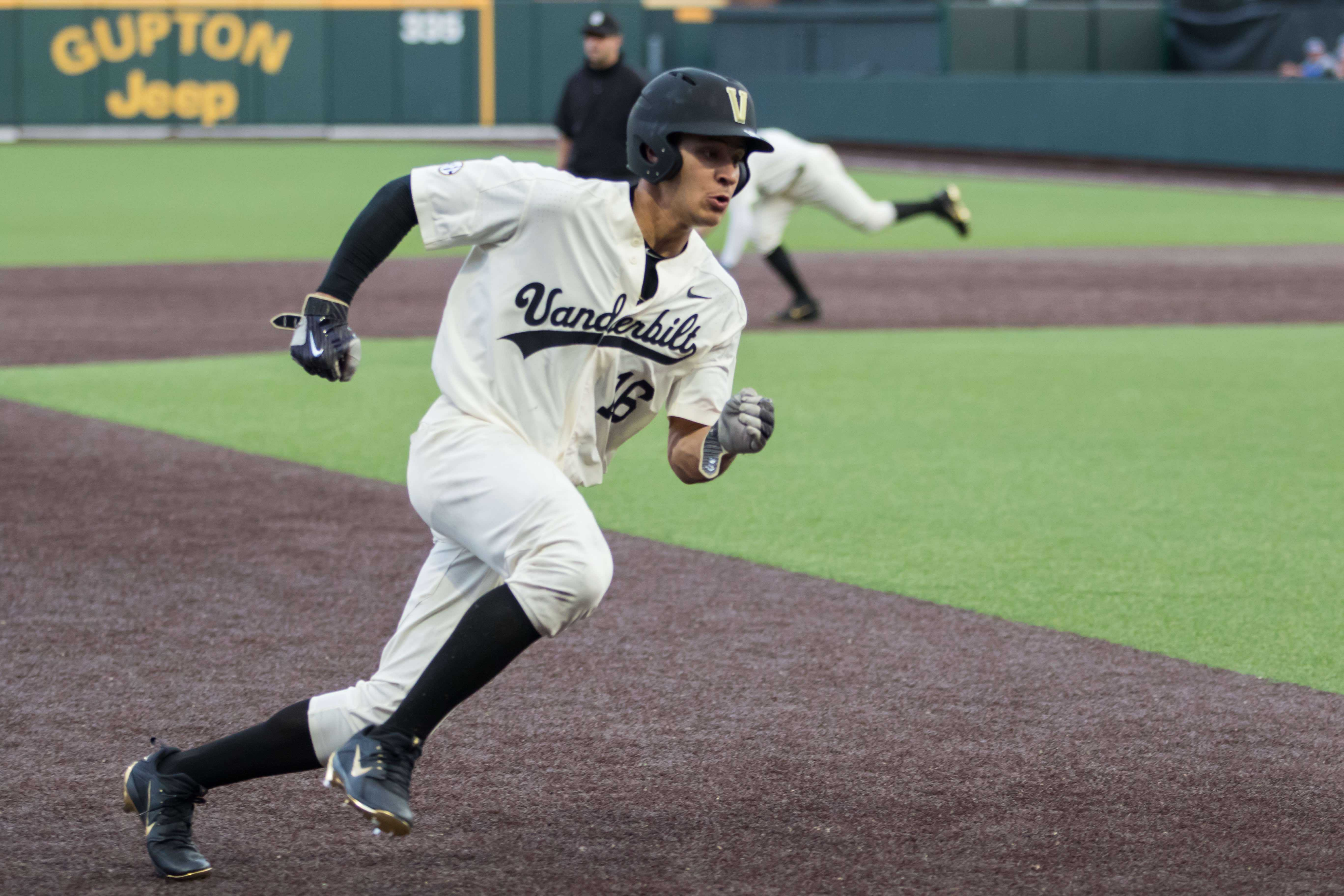 Commodores cruise to 7-1 win over Presbyterian