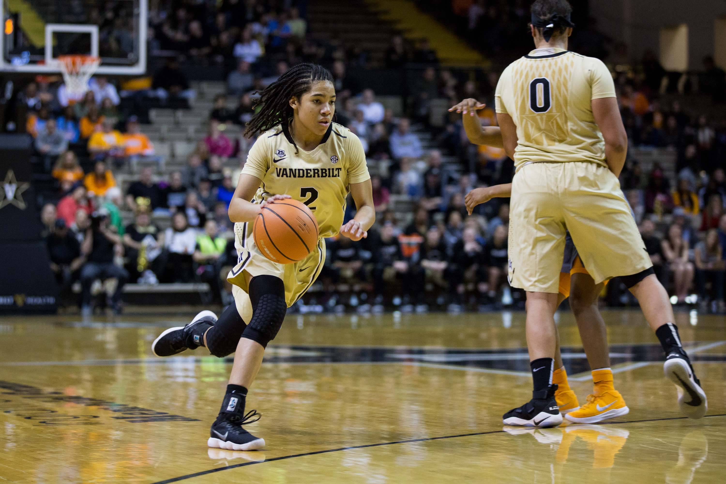 Vanderbilt falls to Tennessee 82-65 at home