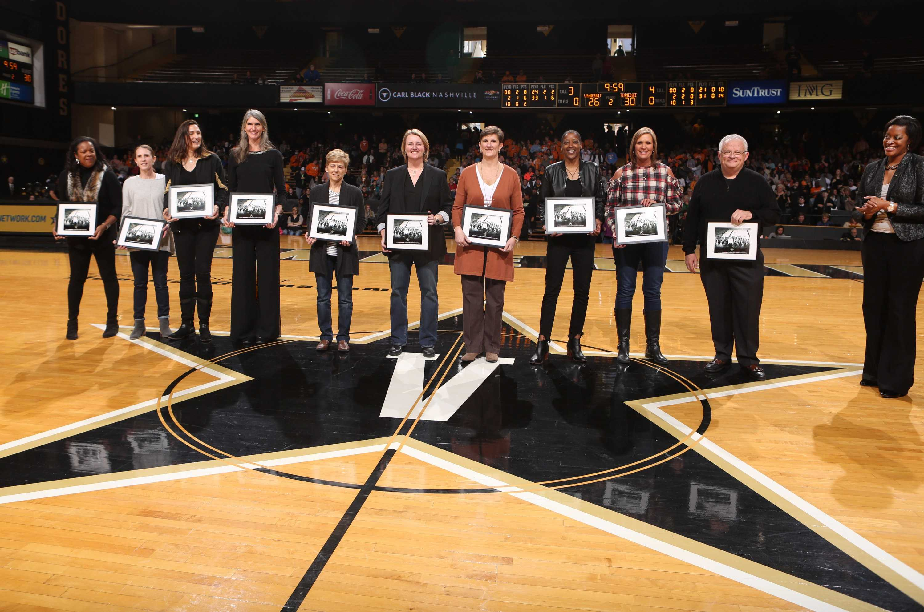 1993 Women's Final Four team reminisces on historic run 25 years later