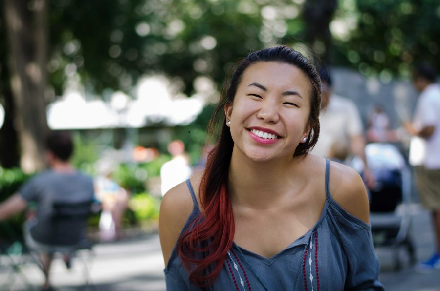 Senior Spotlight: Chelsea Yip, incoming software engineer at Capital One