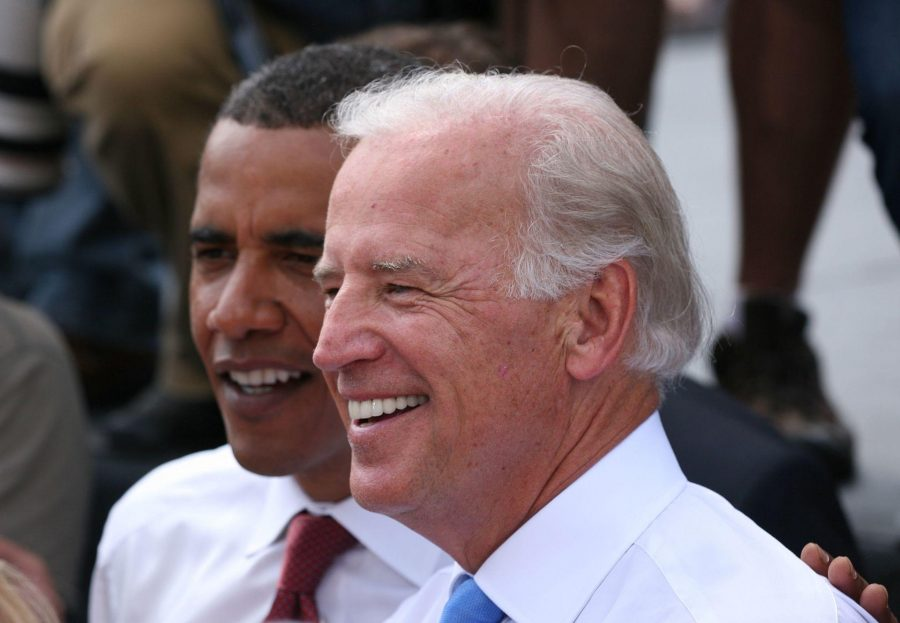 Administration responds to complaints regarding ticket availability for Joe Biden Chancellor's Lecture