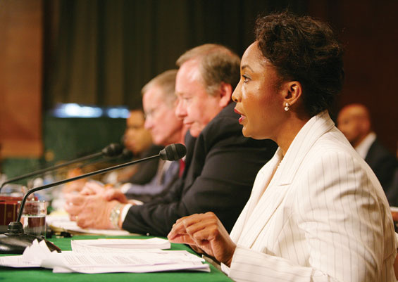 Q&A with mayoral candidate Carol Swain