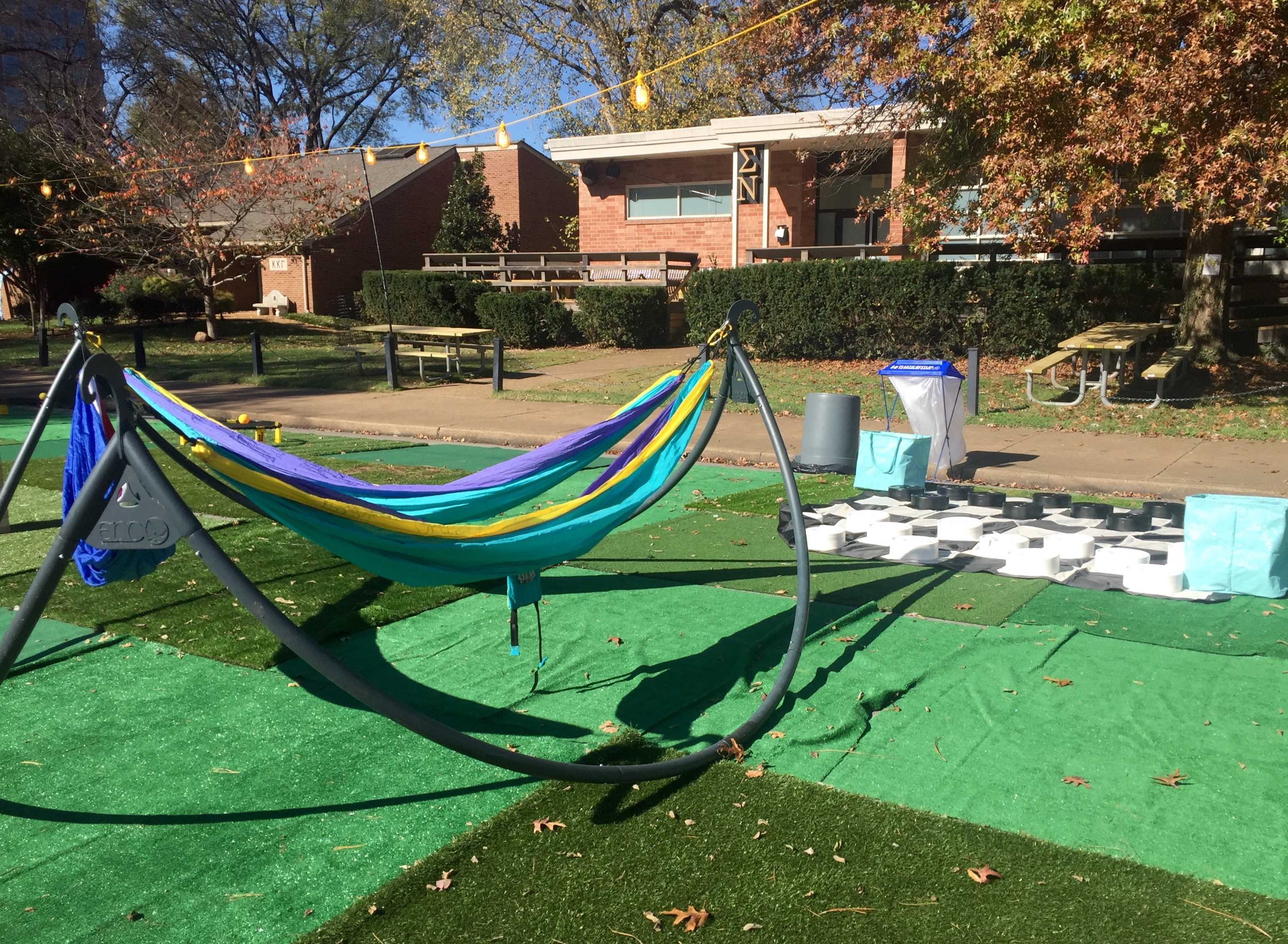 FutureVU pop-up park with food, activities to take place through April 5
