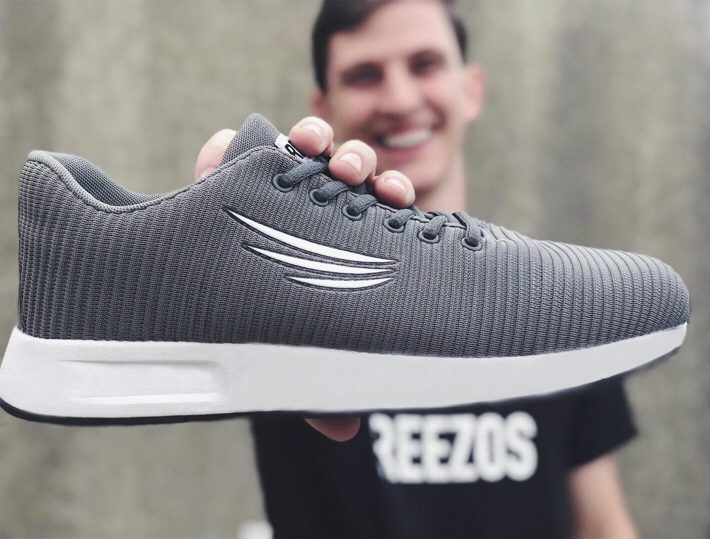 Vanderbilt alum Reese Wilson launches Reezos, a shoe line that gives back