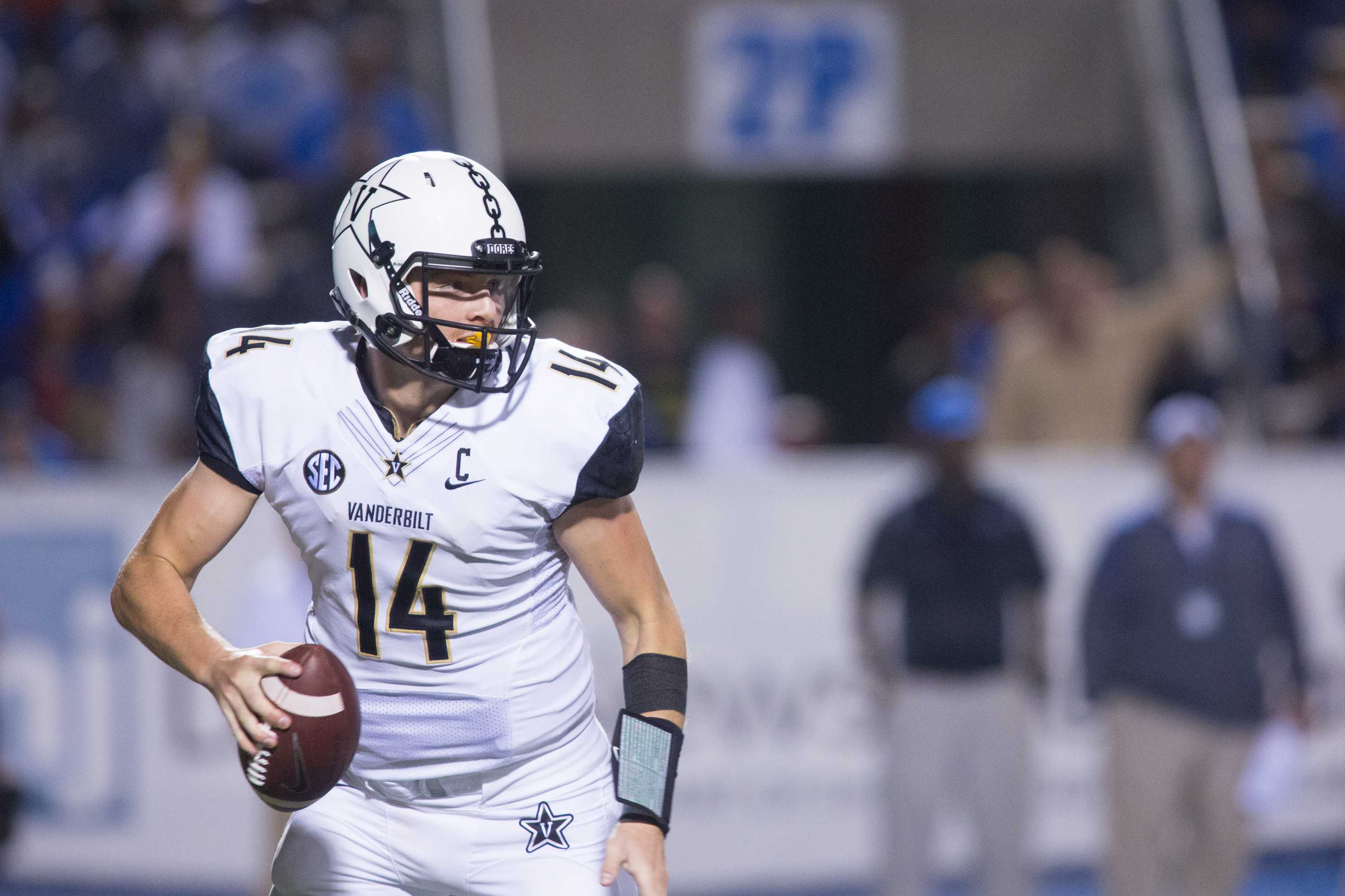 Kyle Shurmur vs. Brent Stockstill Round Three: Inside the QB showdown