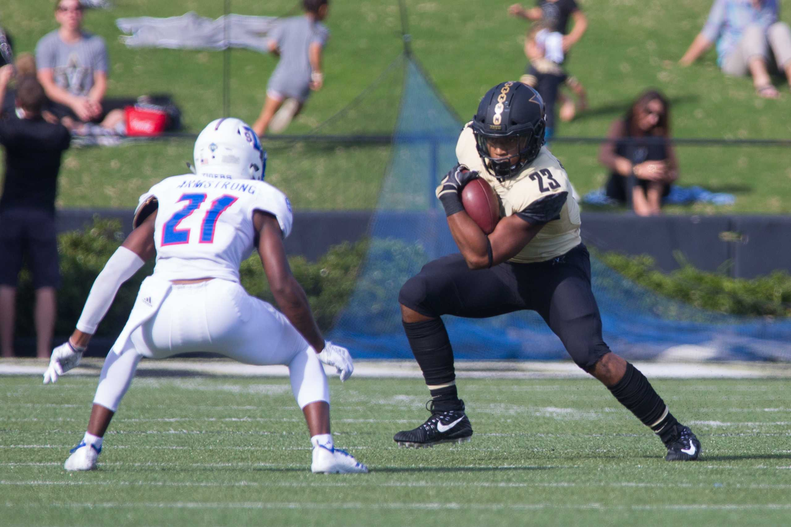 Vanderbilt narrowly avoids disaster in 31-27 win over Tennessee State