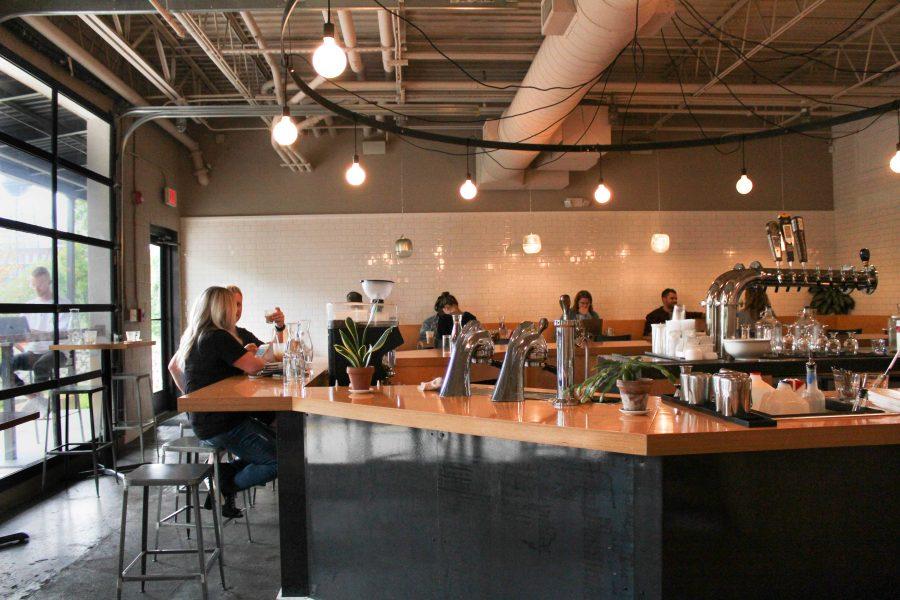 Hannah, Alexa and Joe: Steadfast Coffee Review