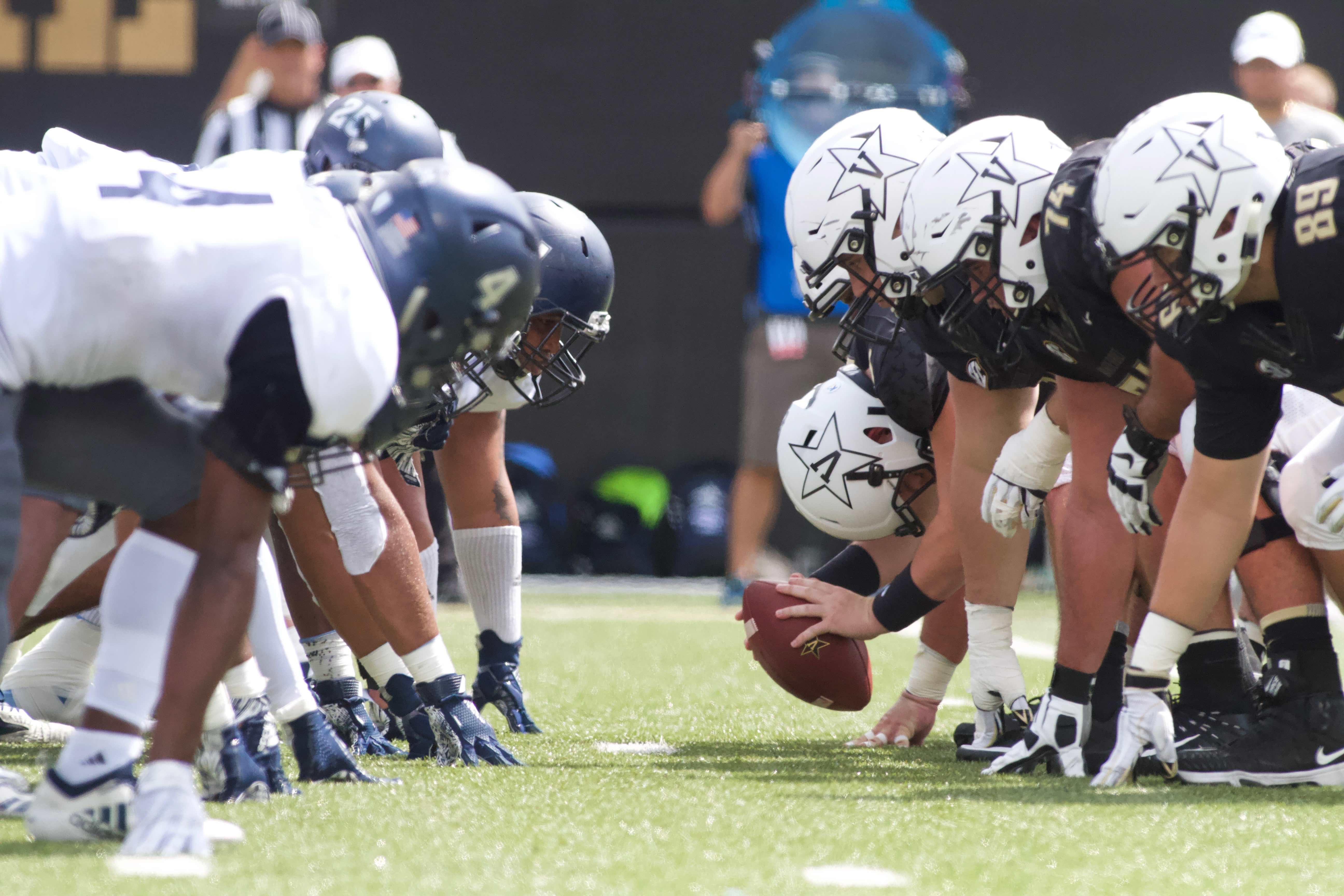 Three Matchups to Watch: Vanderbilt vs. Notre Dame