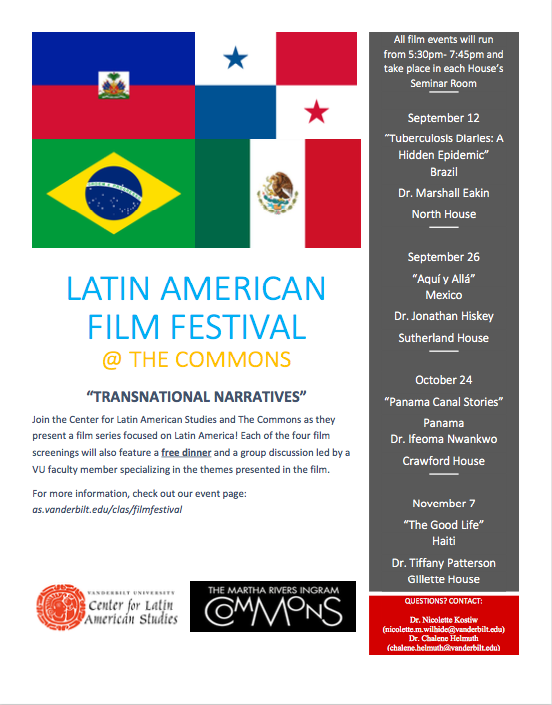 Latin American Film Festival kicks off
