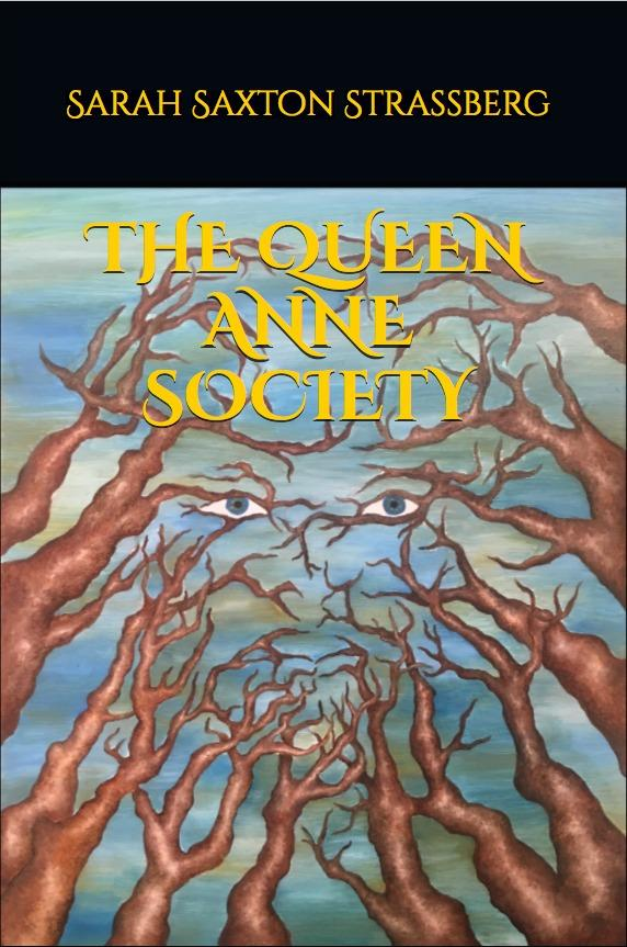 Cover of 'The Queen Anne Society.' Image courtesy of Sarah Strassberg.