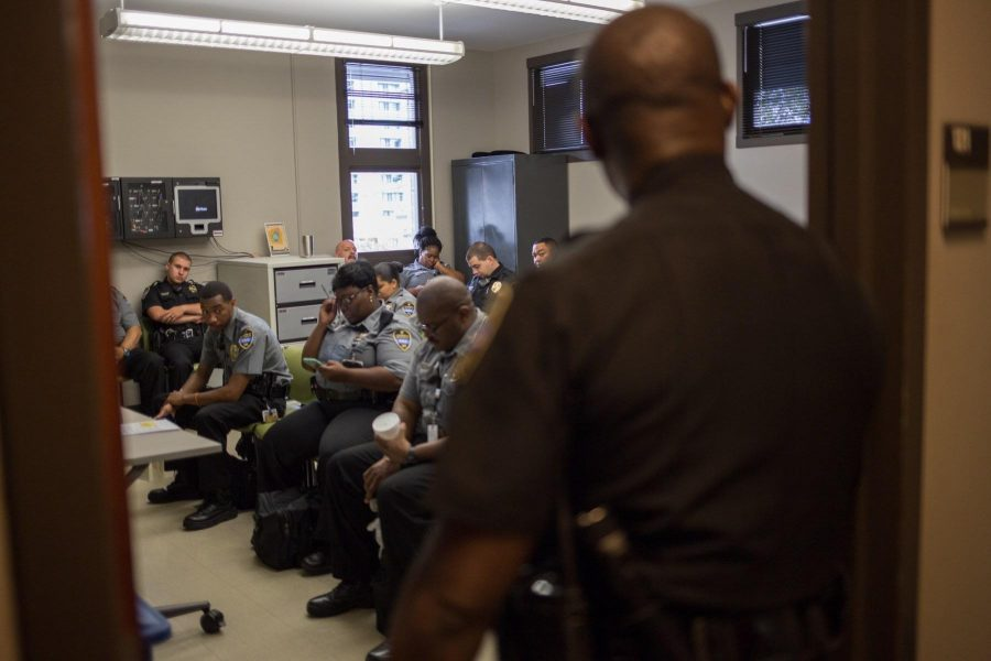 Sexual assault interview training for VUPD officers rises to the top of Project Safe's goals for the year