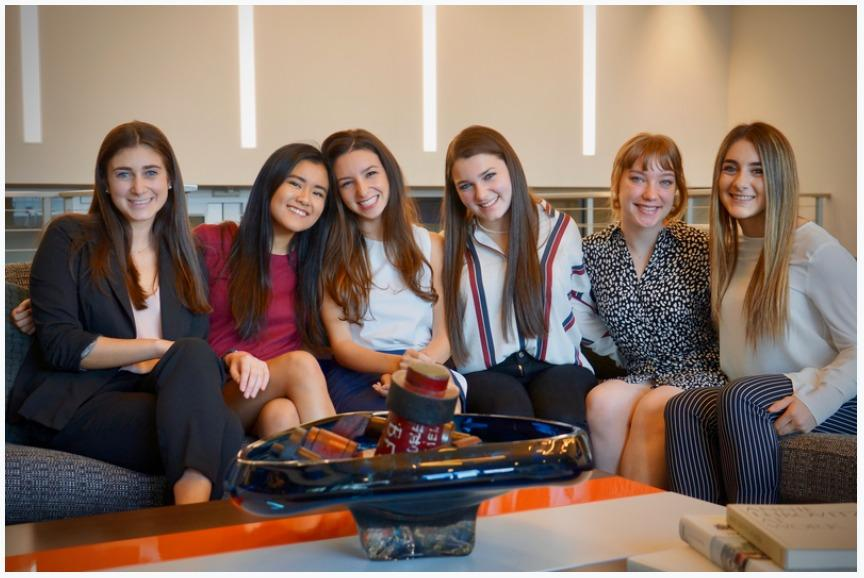 Vanderbilt alumnae launch Aspire to Her, a digital community for budding businesswomen