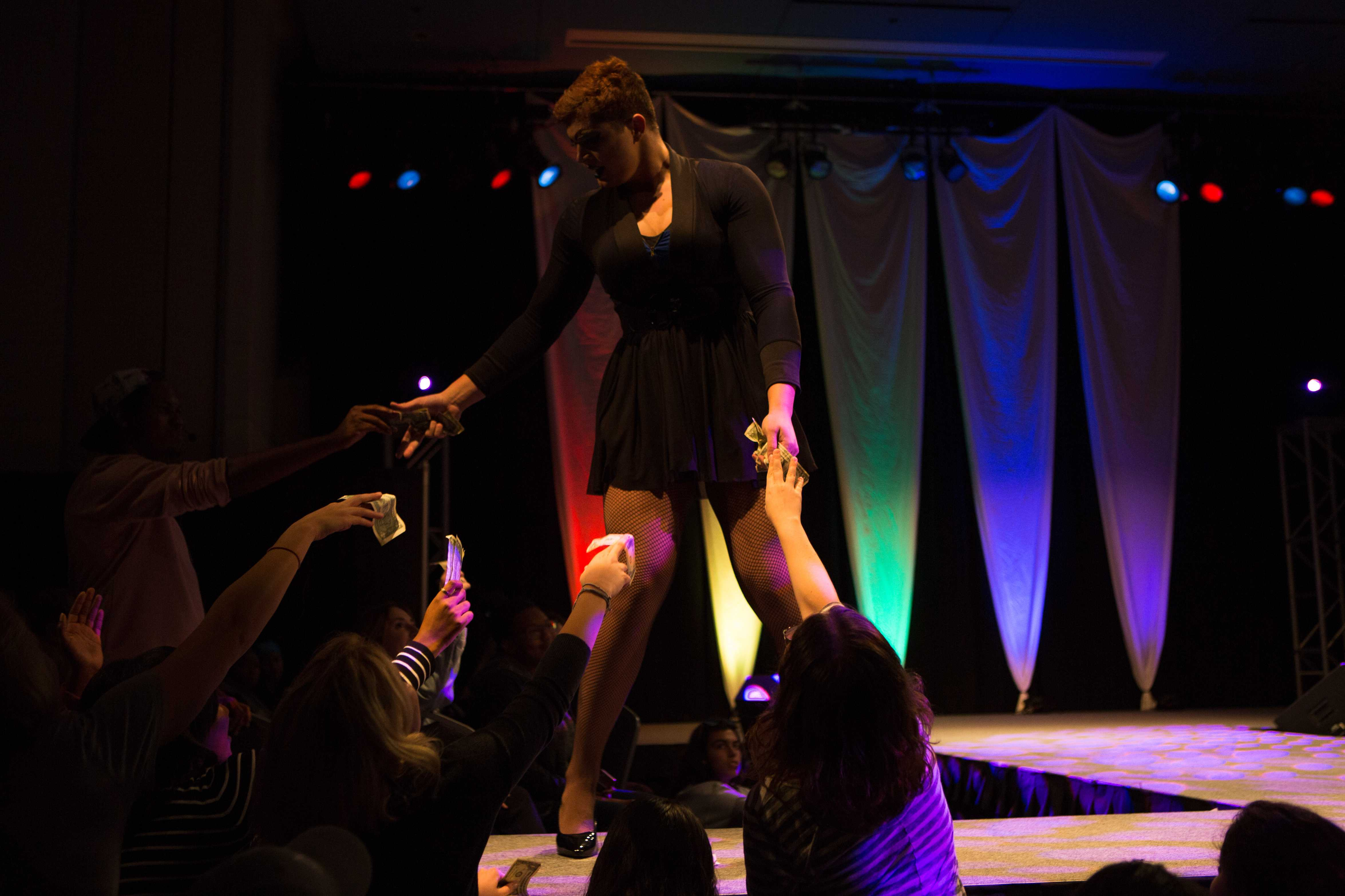 Lambda's drag royalty honors past and empowers current LGBTQ+ students