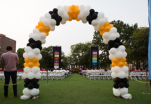 Vanderbilt Founder's Walk Class of 2022