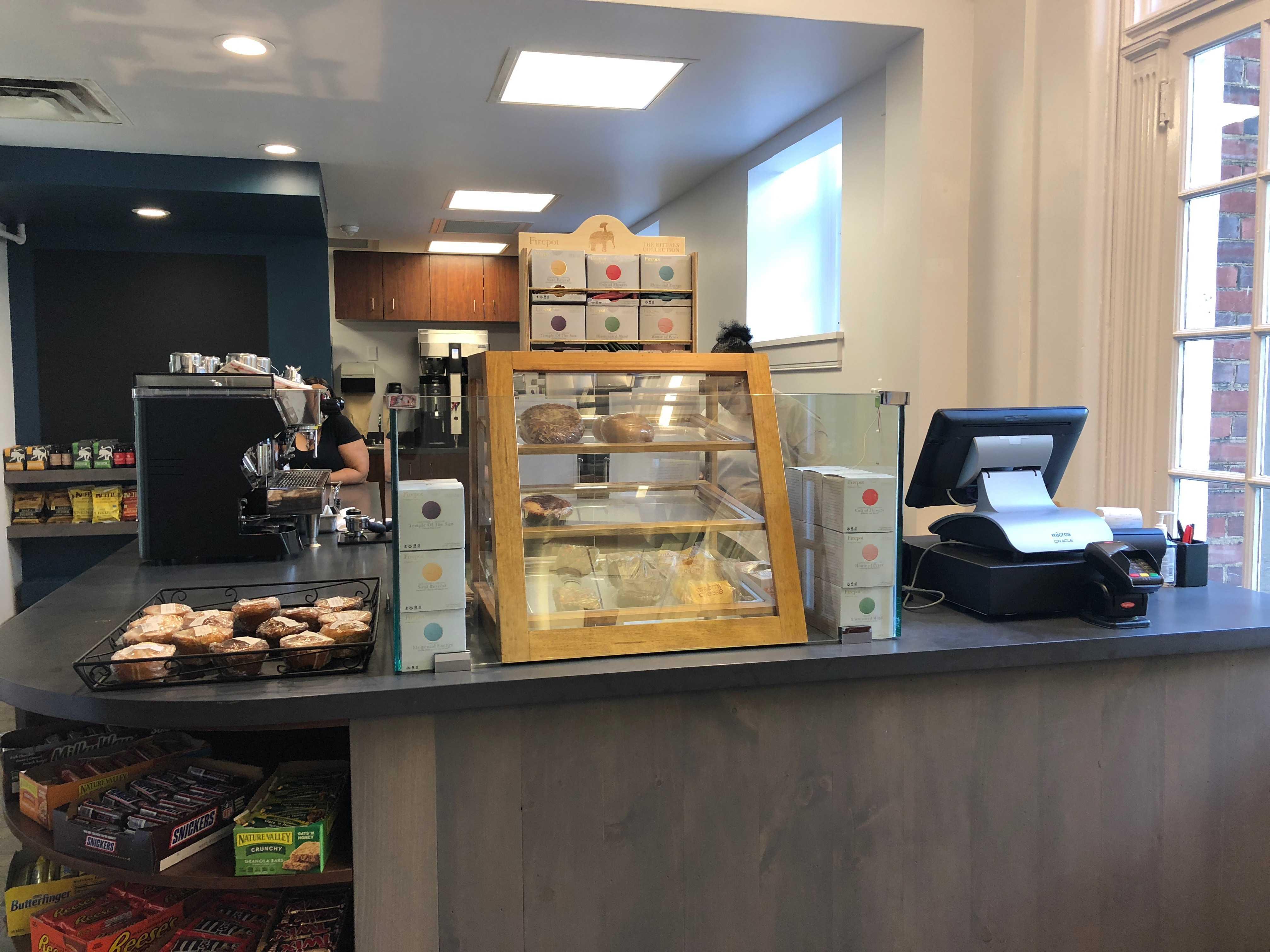 Peabody's Iris Café returns