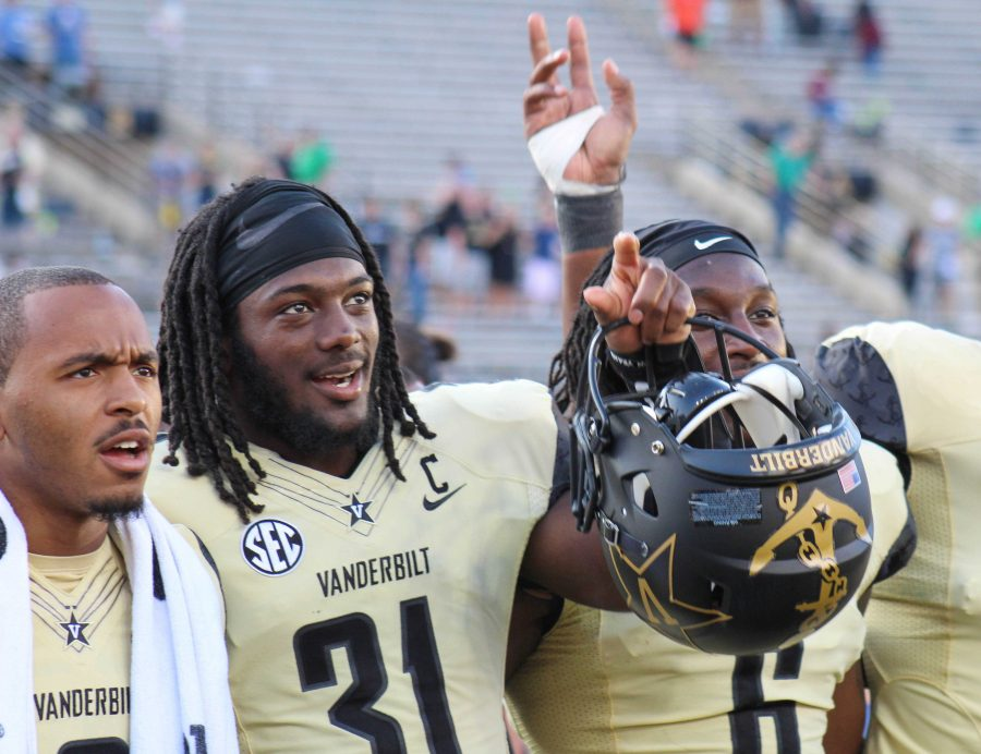 Commodore Conversation: Tre Herndon on the Commodores, the Jaguars and life in the NFL